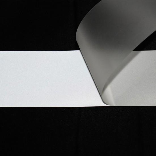 4102  Gri Renk Reflektif Transfer Film