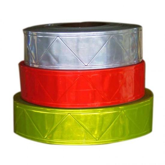 PVC Üçgen Desenli Reflektif Şerit