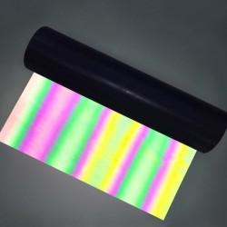 4106 Rainbow (Gökkuşağı )Reflektif Transfer Film